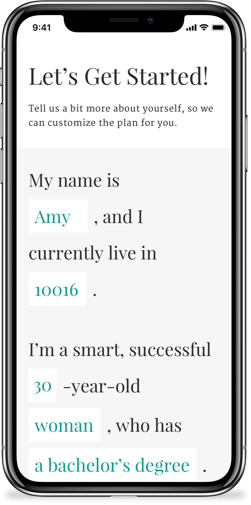 mobile madlibs